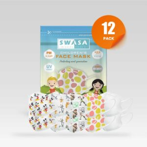 SWASA Childrens Pack of 12