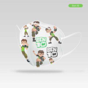 SWASA Childrens Mask Ben 10