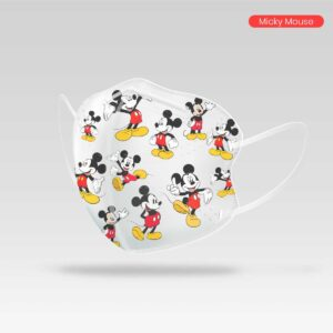 SWASA-Childrens Mask Micky Mouse